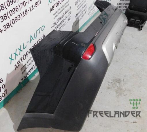 Фото Задній бампер Chevrolet Captiva 2006-2011