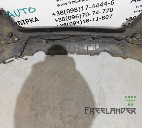 Фото Задній бампер Chevrolet Captiva 2006-2011 Дрогобич