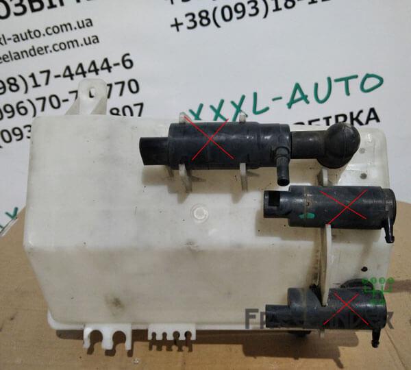 Фото Бачок омивача Chevrolet Captiva 96627002 2006-2011 Дрогобич