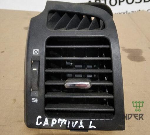 Фото Дефлектор повітря боковий лівий Chevrolet Captiva 2006-2011