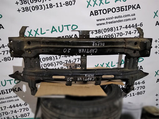 Фото Панель передня Chevrolet Captiva 2006-2011 96858962
