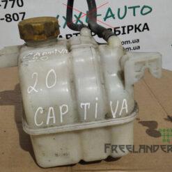 Фото Розширювальний бачок Chevrolet Captiva 2.0D C100 2006-2011 96837836