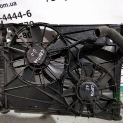 Фото Дифузор радіатора з вентиляторами Chevrolet Captiva I 2.0 D 96837839 2009-2011
