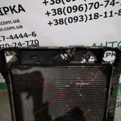 Фото Дифузор радіатора з вентиляторами Chevrolet Captiva I 2.0 D 96837839