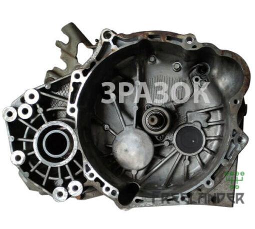 ФотоМеханічна кпп Chevrolet Captiva C100 2.0 VCDI 96420073