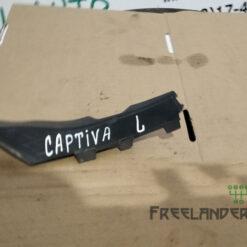 Фото Накладка панелі капоту ліва Chevrolet Captiva 2006-2011 96624541