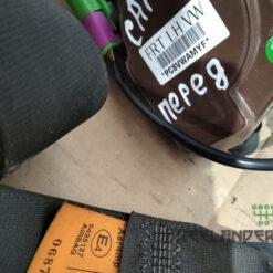 Фото Передній лівий ремінь безпеки з піропатроном Chevrolet Captiva I FRT LH VW