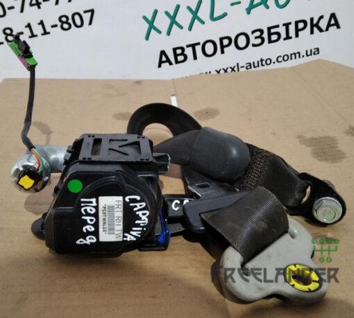 Фото Передній правий ремінь безпеки з піропатроном Chevrolet Captiva 2006-2011 FRT RH TW