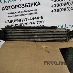 Фото Радіатор інтеркулера Chevrolet Captiva 2.0 96629070