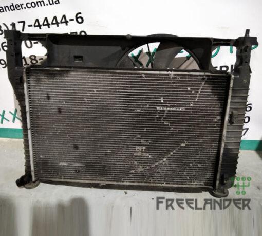 Фото Радіатор охолодження Chevrolet Captiva 2.0 D МКПП 2006-2011