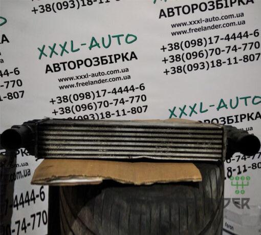Фото Радиатор интеркулера Chevrolet Captiva 2006-2011 2.0D 96629070