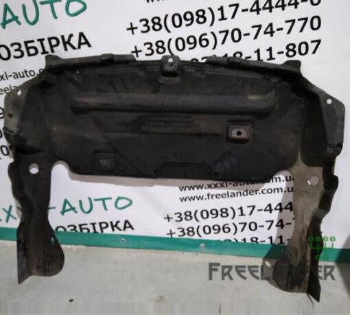 Фото Захист двигуна Сhevrolet Captiva I 2006-2011