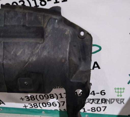 Фото Защита мотора Сhevrolet Captiva I 2006-2011