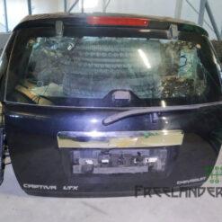 Фото Chevrolet Captiva I 2006-2011 кришка багажника 96987898