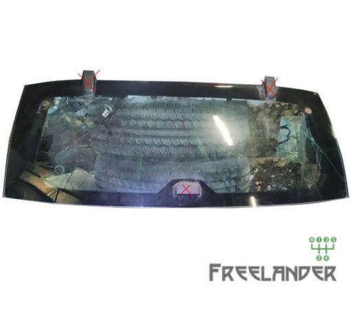 Фото Скло кришки багажника Chevrolet Captiva I 96892721